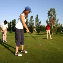 Pitch & putt i golf